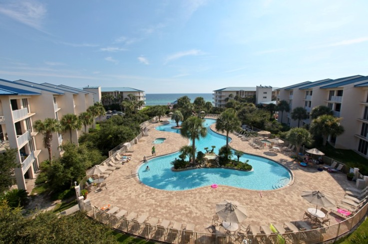 high pointe resort in santa rosa beach fl